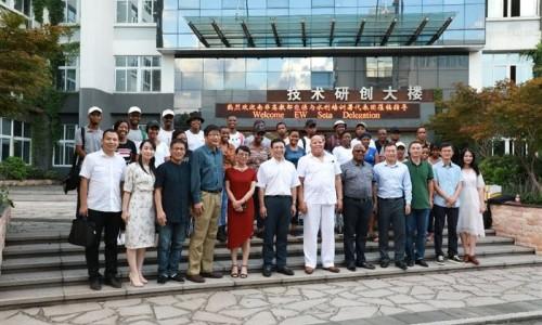 中阿将成立清洁能源培训中心