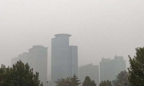雾霾为何又袭京津冀
