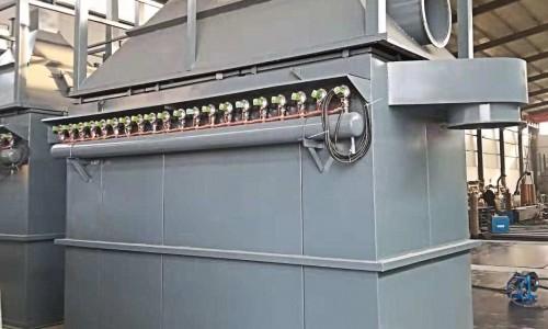 PPC气箱式脉冲布袋除尘器的结构特点及原理
