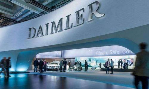 戴姆勒明年在中国造电动汽车