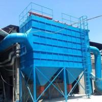 散装水泥罐仓顶脉冲单机除尘器实体厂家制作