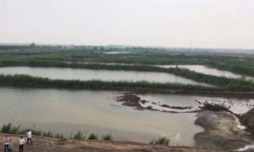 山西吕梁市文水县敷衍整改废水污染严重