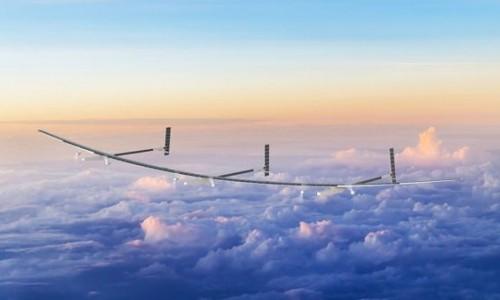 美国极光公司研制太阳能无人飞机 明年2月开始飞行试验