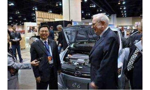 王传福:比亚迪拟在2022年前分拆汽车电池业务上市