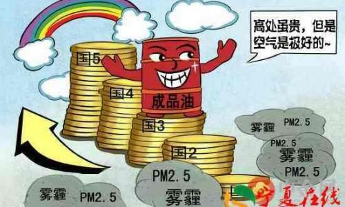 海南省将禁售低于国Ⅵ标准车用汽柴油