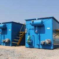 印刷厂污水处理溶气气浮机设备