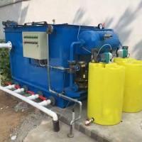 清洗化肥编织袋污水处理气浮机设备