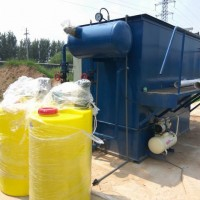 漂洗厂污水处理气浮机设备
