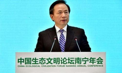 生态环境部部长李干杰:坚决打赢7场标志性战役