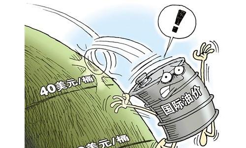 国际油价跌跌不休 减产难成救命稻草