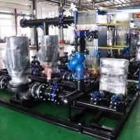 合资品牌派斯特 供用水-水换热板式换热器机组