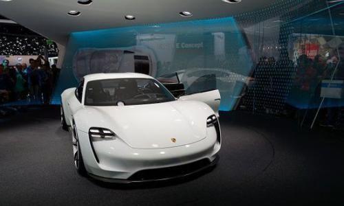 法国公司称可4分钟内将保时捷电动汽车充满电 —电动车充电速度新高