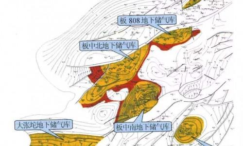 中国石油将新建23座储气库,形成六大区域储气中心