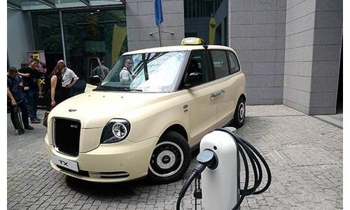 新加坡落实环保节能 出租车企业扩大测试电动车