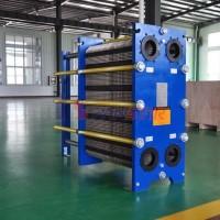 合资品牌派斯特 直供造纸厂工业废水冷却板式换热器