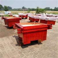 唐山景观绿化种植木质花盆——河北防腐木花箱厂家