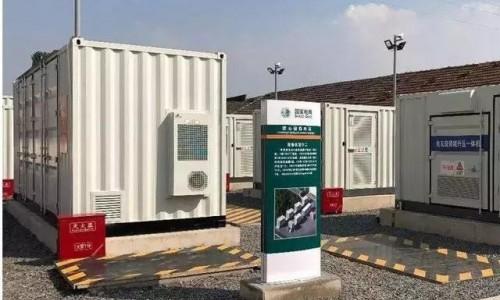 南方电网100kW/494kWh储能系统投运