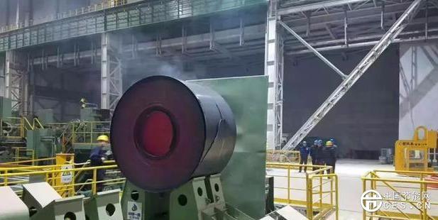 铁煤集团热电厂_河北纵横集团丰南钢铁投产!第一卷顺利下线!
