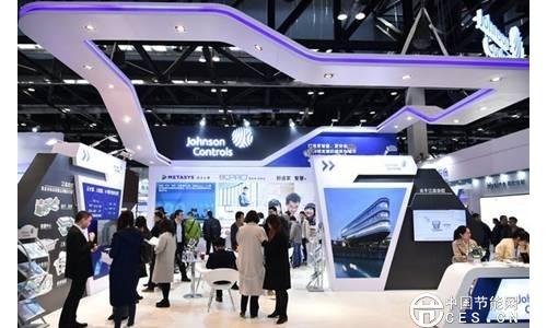 """江森自控携""""智慧大脑""""亮相2019中国国际智能建筑展"""