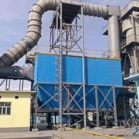 河南新密耐火材料厂专用布袋除尘器粉尘处理环保设备厂家