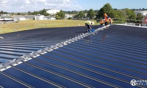 8小时完成南半球最大柔性项目 汉能助力新西兰能源升级