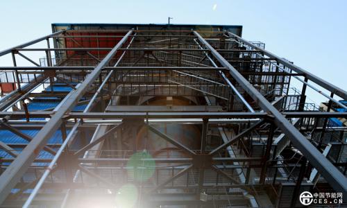 国内最大水煤浆锅炉在西海岸新区投入运行 高效减排开辟岛城清洁供热新路径
