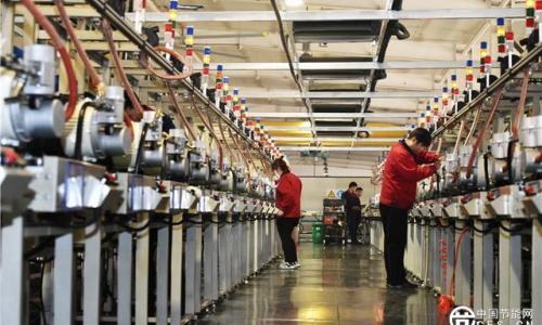 元氏县培育产业龙头 为产业发展注入新动能