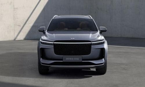 新能源汽车理想智ONE造超大续航,挑战国际新能源汽车品牌
