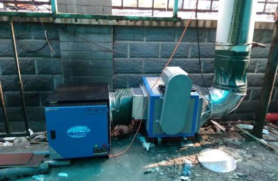 小饭店油烟净化器防止油烟扰民
