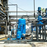 系统集中疏水器(1种二次蒸汽升压回用系统)