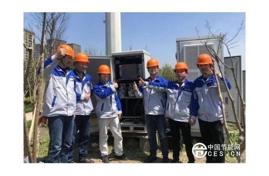 国内首个钠镍电池储能试点项目在浙江建成投用