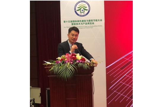 构建汉能汤民:构建绿色建筑大数据平台一站式解决方案