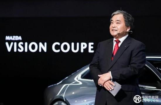 优雅概念车和环保发动机亮招,马自达开启新一代产品元年