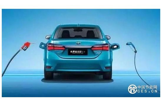 丰田开放混动技术专利用意何在?
