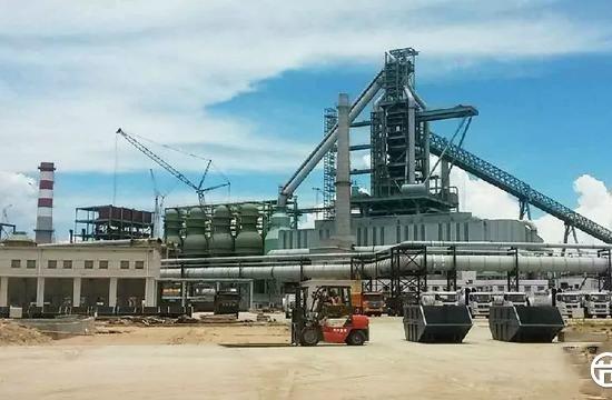 钢厂工业余热回收,实现能耗节约再利用