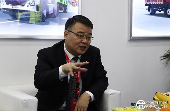 """刘培民:重汽深化改革 """"内部客户""""制度提质增效"""