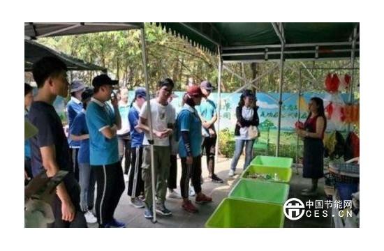 美兰区湿地保护站开展世界地球日环保宣教活动