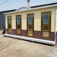 献县移动厕所厂家——景区移动厕所