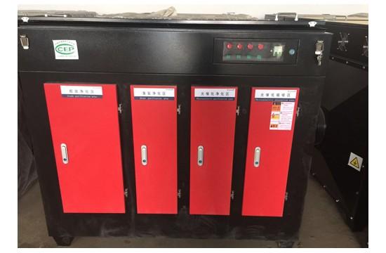 首信环保光催化废气净化设备的性能特点