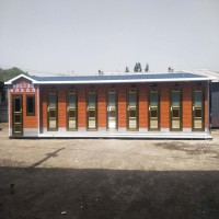 北京移动厕所 景区移动厕所 生态环保卫生间