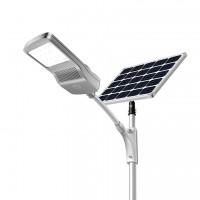 LED太阳能路灯 安徽朗越能源极寒王LVB4太阳能路灯