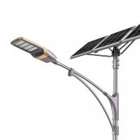 LED太阳能路灯 安徽朗越能源路霸王LVQ3太阳能路灯