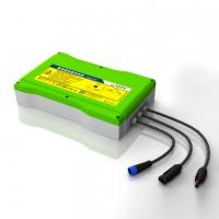 LED太阳能路灯 安徽朗越能源常温15W储控智能系统
