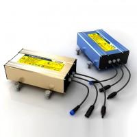 LED太阳能路灯 安徽朗越能源金属盒储控智能系统