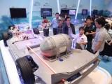 国家新能源汽车技术创新中心创新成果亮相全国科技周