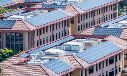 浅谈屋顶太阳能发电广受欢迎的原因