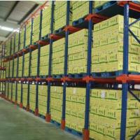 易达广州仓储通廓贯通式托盘货架窄港道货架