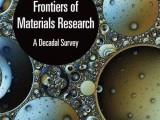 美国国家科学院发布《材料研究前沿:十年调查》