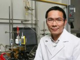 化学家在新催化剂中用铁代替金将二氧化碳转化成一氧化碳