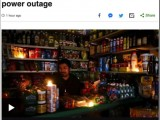 电费太便宜,电网瘫了!这个国家全国停电,5500万人乱了套